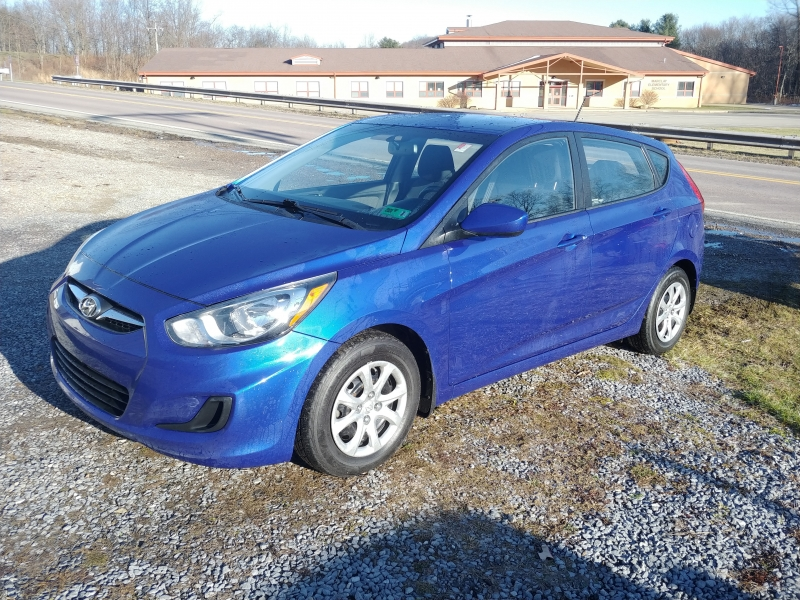 Hyundai Accent 2013 price $5,695