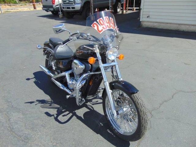 1999 Honda SHADOW VLX VT600
