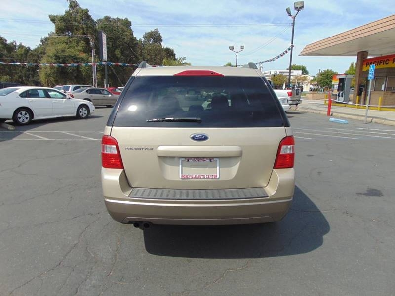 Ford Freestyle 2006 price $4,595
