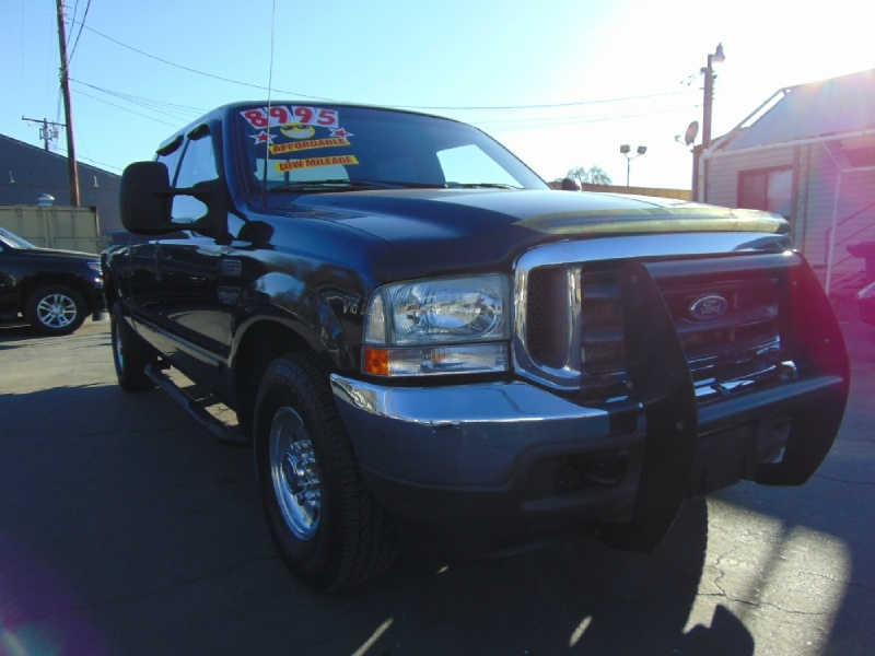 Ford Super Duty F-250 2002 price $8,595