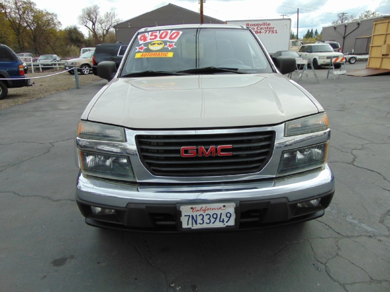 GMC Canyon 2004 price $4,000
