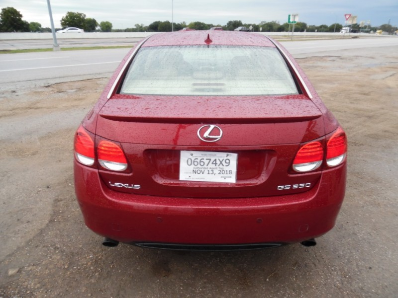 Lexus GS 350 2007 price $8,999 Cash