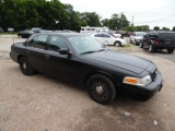Ford Police Interceptor 2005