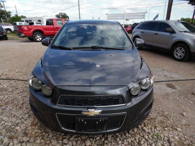 Chevrolet Sonic 2013 price $5,999 Cash