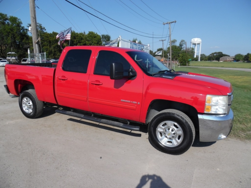 Chevrolet Silverado 2500HD 2009 price $14,999 Cash
