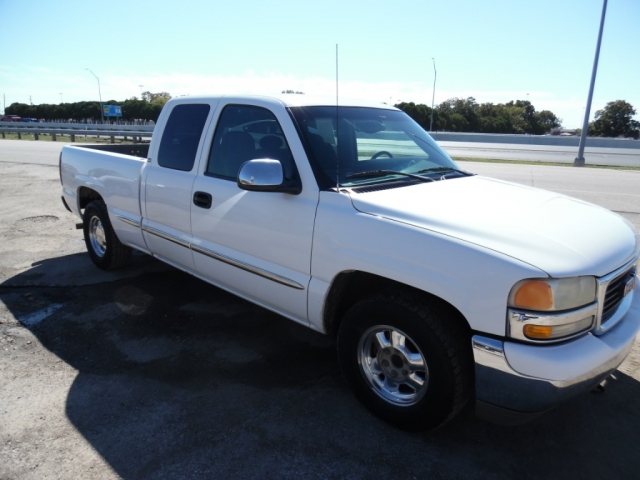 1999 GMC New Sierra 1500