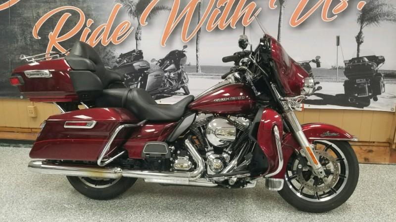 Harley-Davidson FLHTK ELECTRA GLIDE ULTRA LIMITED 2016 price $18,999