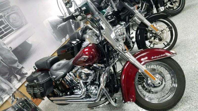 Harley-Davidson FLSTC HERITAGE SOFTAIL CLASSIC 2014 price