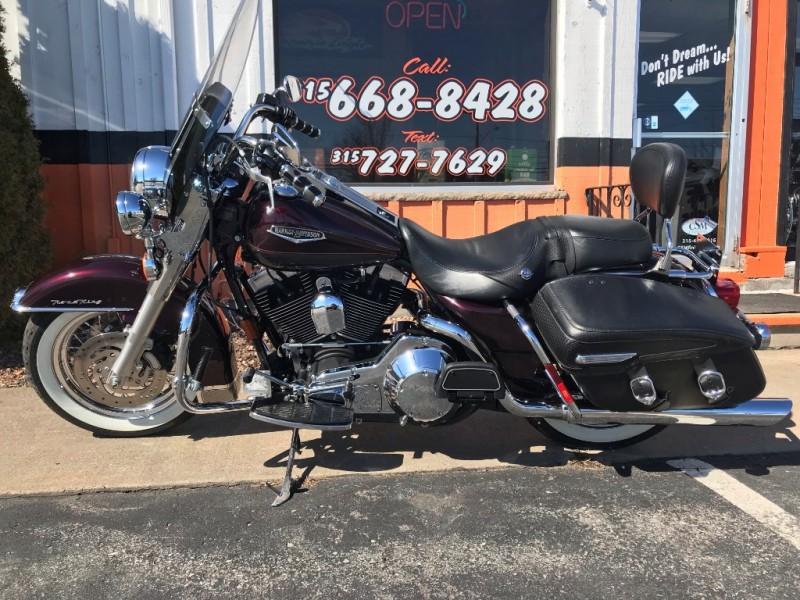 Harley-Davidson FLHRCI ROAD KING CLASSIC 2005 price $7,699