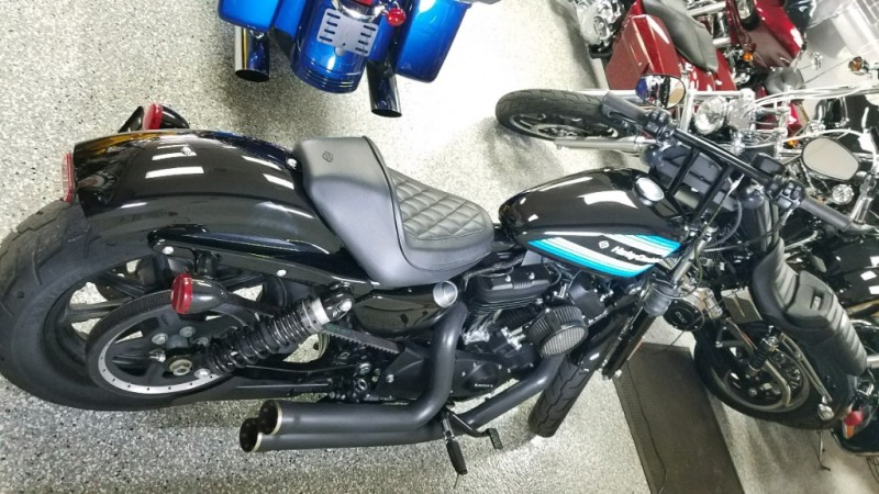 Harley-Davidson XL1200 IRON 2018 price $8,999