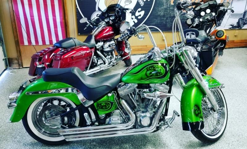 Harley-Davidson FLSTI HERITAGE SOFTAIL 2006 price $8,399