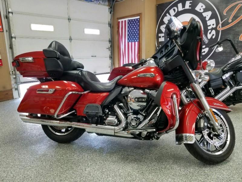 Harley-Davidson FLHTCU ULTRA CLASSIC ELECTRA GLIDE 2014 price $15,899