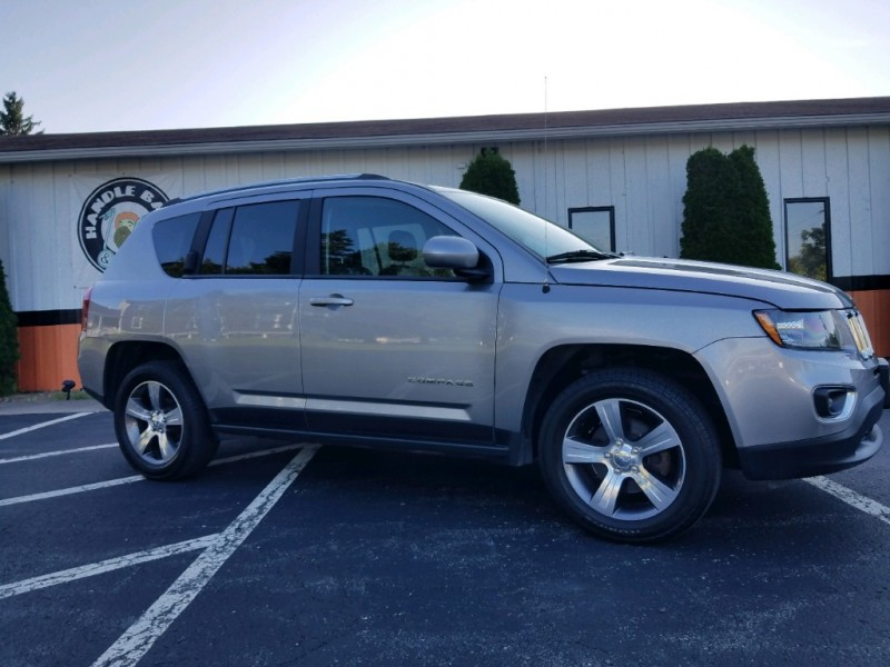 Jeep COMPASS HIGH ALTITUDE 4WD 2016 price $15,999