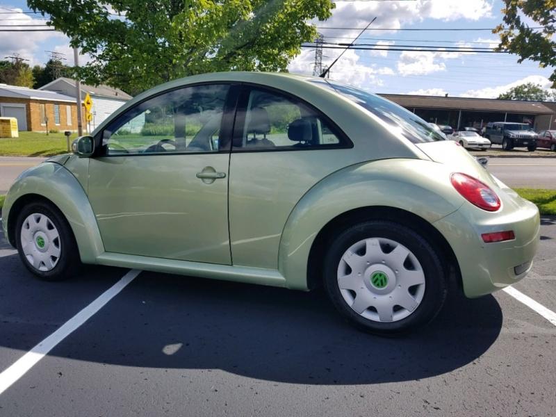 Volkswagen Beetle 2010 price $5,999