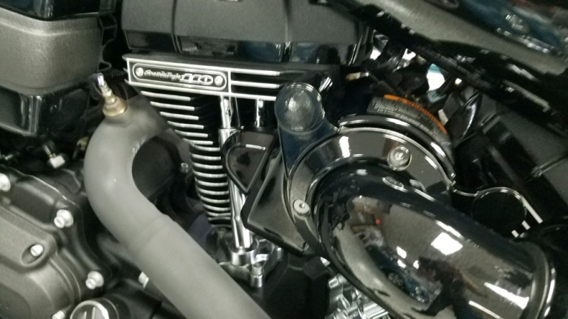 Harley-Davidson FXDLS DYNA LOW RIDER S 2017 price $16,669