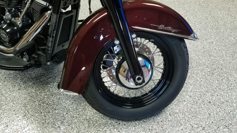 Harley-Davidson FLHCS HERITAGE CLASSIC 114 2018 price $18,999
