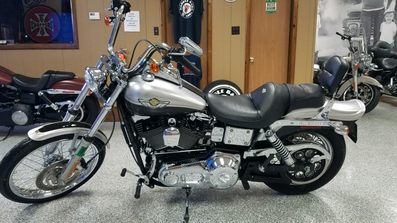 Harley-Davidson FXDWG DYNA WIDE GLIDE ANNIVERSARY 2003 price $7,999