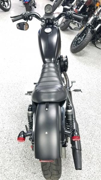 Harley-Davidson XL883N IRON 883 2019 price $8,899