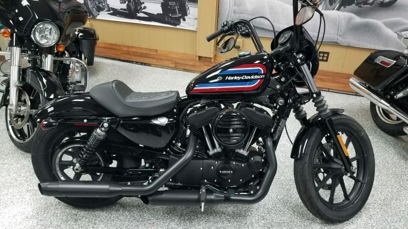 Harley-Davidson XL1200 Iron 1200 2020 price $9,999
