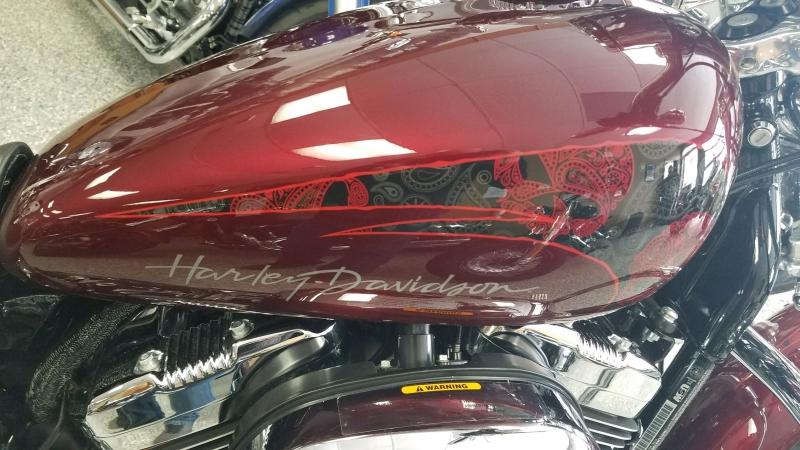 Harley-Davidson XL1200C H-D1 2014 price $8,399