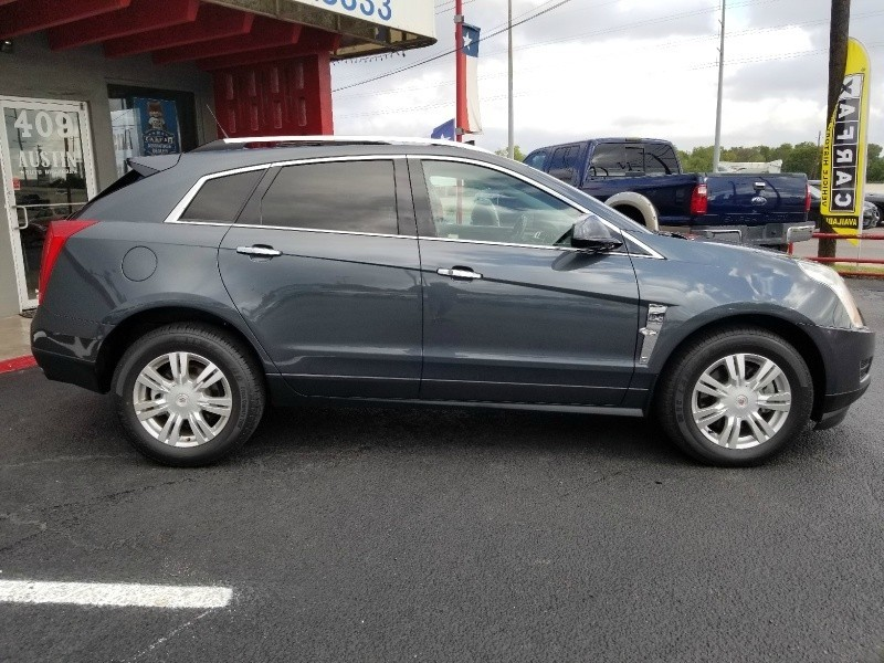 2012 cadillac srx luxury collection certified pre owned w free warranty austin auto brokers. Black Bedroom Furniture Sets. Home Design Ideas