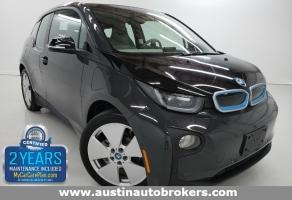 BMW i3 MEGA Range Extender 2015