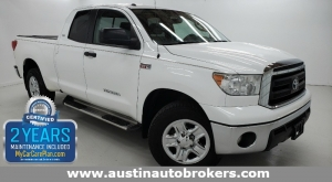 Toyota Tundra 4WD 2013