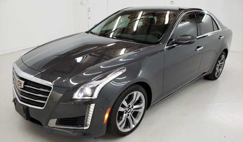 Cadillac CTS V-Sport 2016 price $29,400