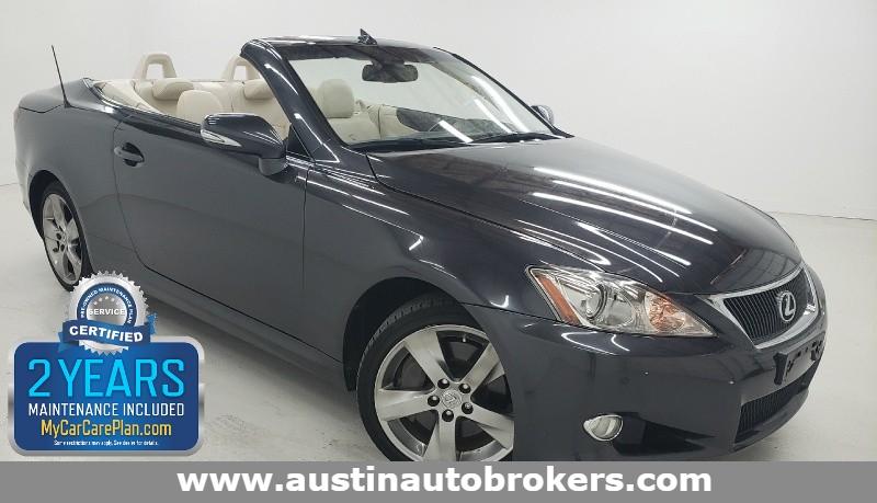 Lexus IS 350C 2010 price $13,250