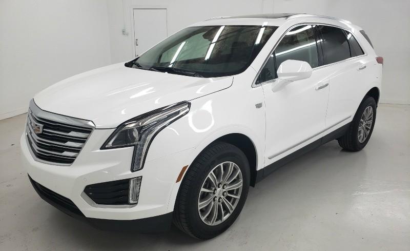 Cadillac XT5 2017 price $21,150