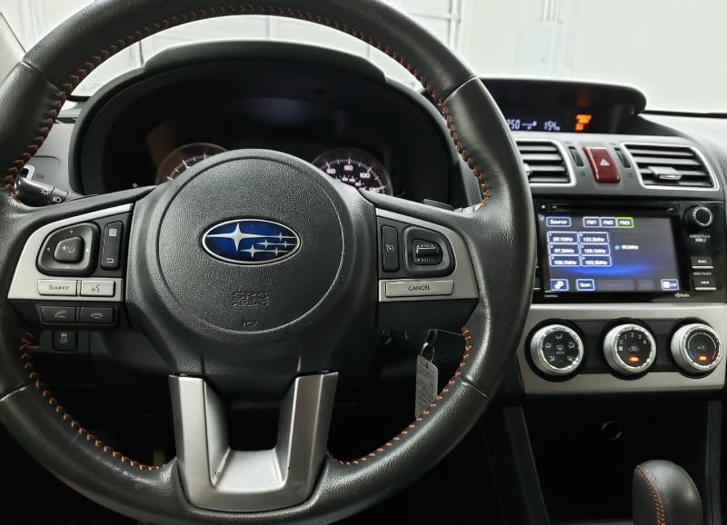 Subaru Crosstrek 2016 price $18,550