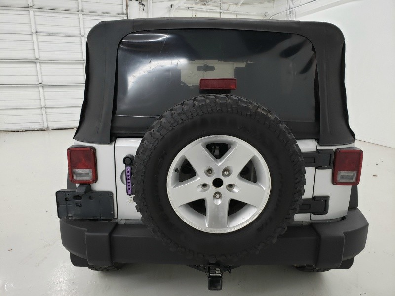 Jeep Wrangler 2007 price $23,550