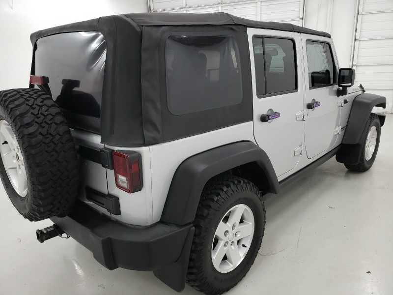 Jeep Wrangler 2007 price $23,550
