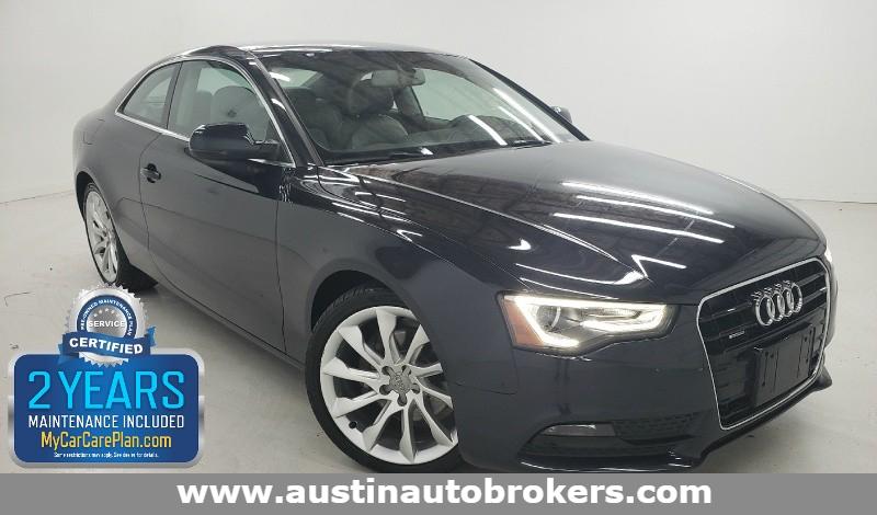 Audi A5 2013 price $15,550