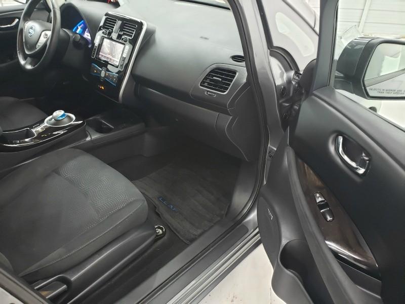 Nissan LEAF 2017 price $14,450