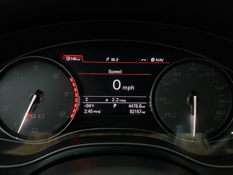 Audi S6 2013 price $25,200