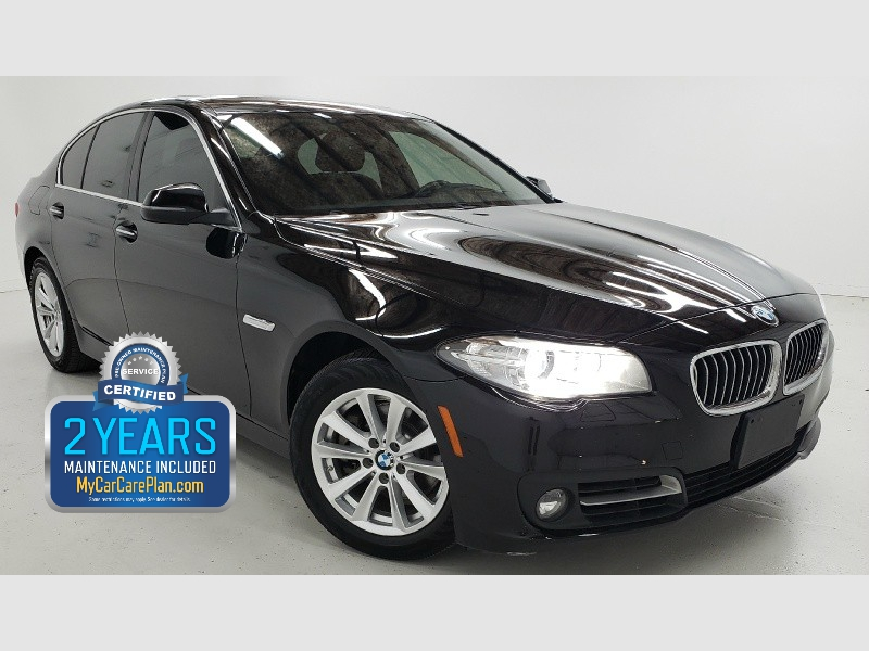 BMW 5-Series 2016 price $20,350
