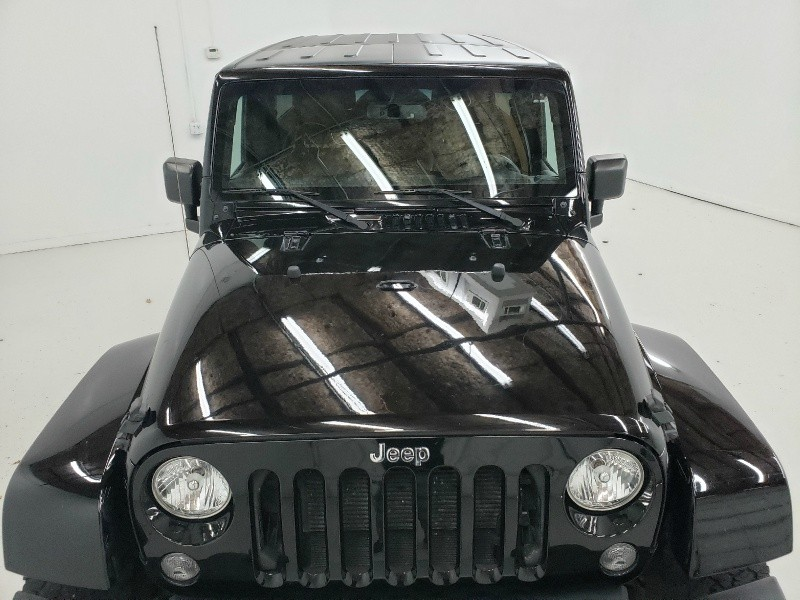 Jeep Wrangler Unlimited 2015 price $27,100