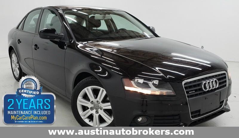 Audi A4 2010 price $9,990