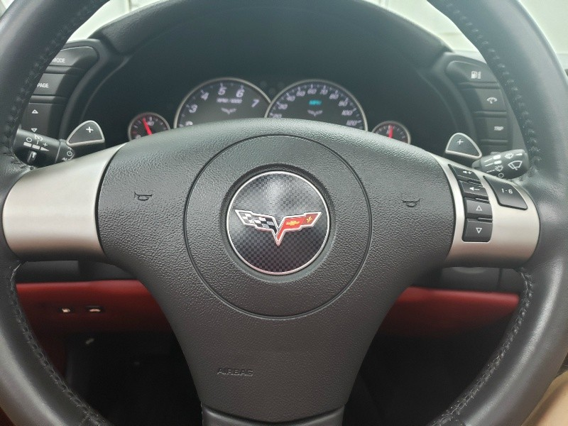 Chevrolet Corvette Convertible 2008 price $28,300