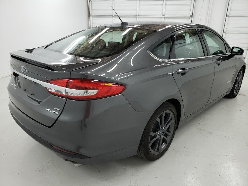Ford Fusion Hybrid 2018 price $16,350
