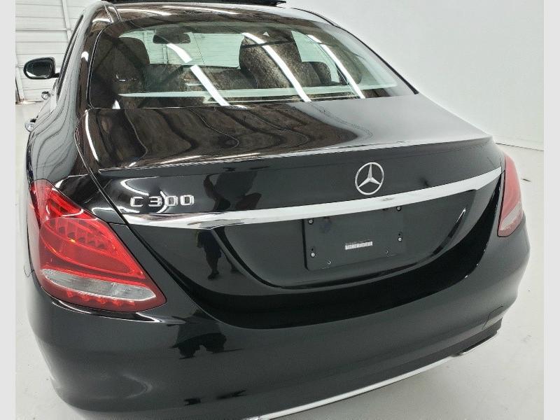 Mercedes-Benz C-Class 2016 price $22,540
