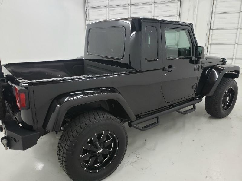 Jeep Wrangler Unlimited 2012 price $30,450