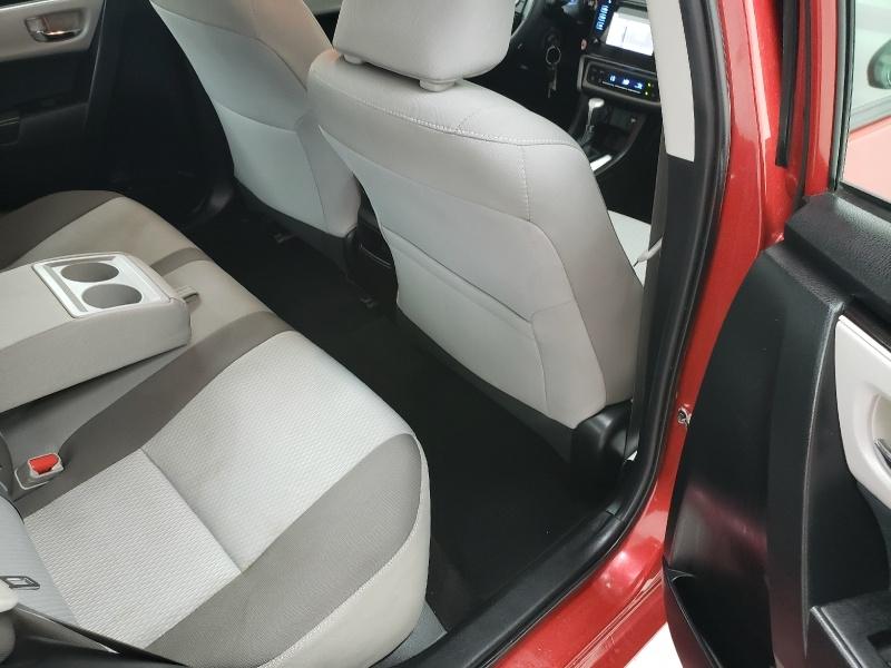 Toyota Corolla 2018 price $15,590