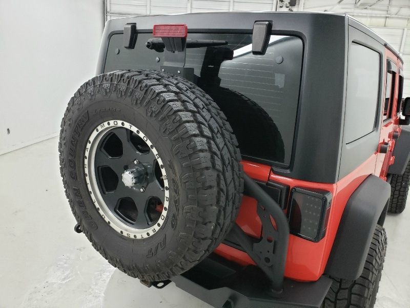 Jeep Wrangler Unlimited 2013 price $24,450
