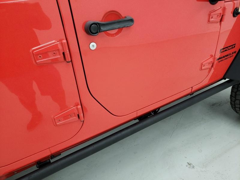 Jeep Wrangler Unlimited 2013 price $24,450
