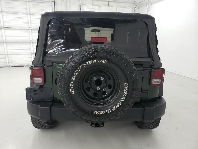 Jeep Wrangler 2010 price $13,790