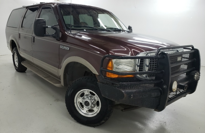 Ford Excursion 2001 price $14,790