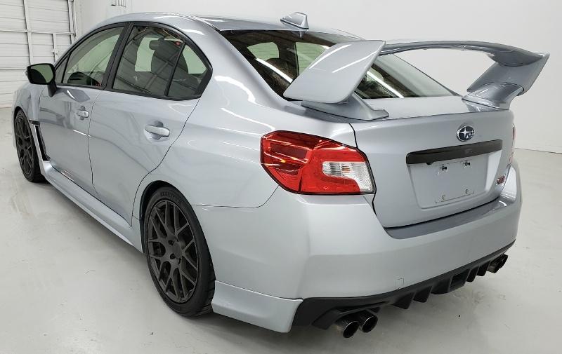 Subaru WRX STI 2015 price $26,940