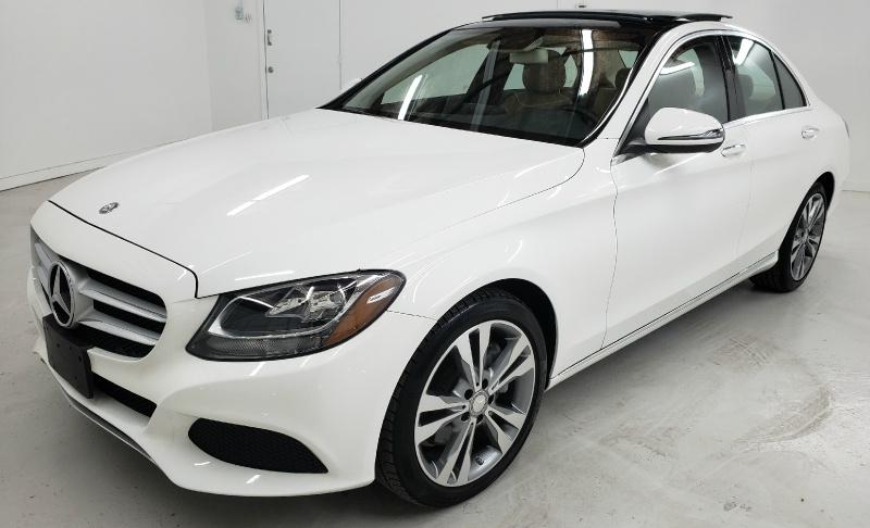 Mercedes-Benz C-Class 2016 price $26,700